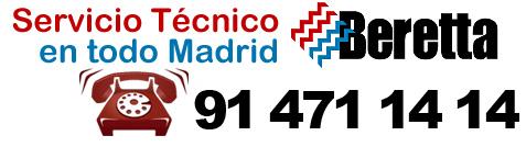 ASistencia tecnica beretta Madrid