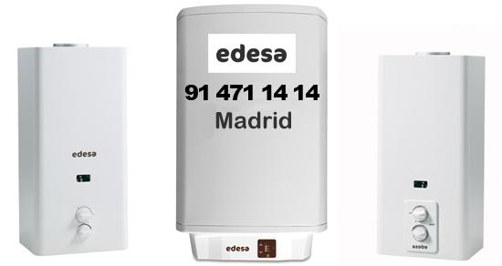 Servicio tecnico Edesa Madrid